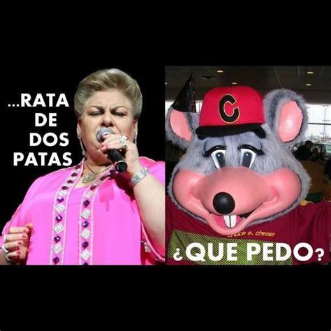 Rata De Dos Patas Meme - paquita la del barrio y la rata de chucky cheese memes memes memes all around pinterest