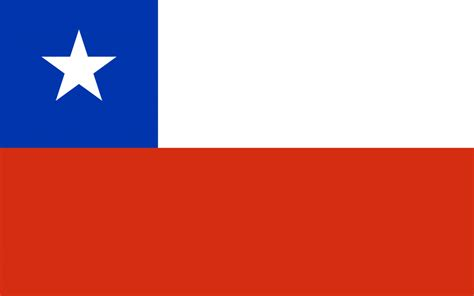 chile flag  large images