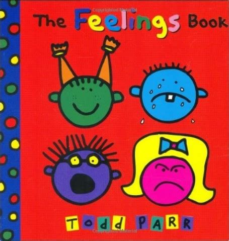 circle time activities and books for the week of 757 | the feelings book emotions circle time 455x479