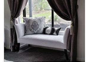 2 Seater Bedroom Sofa by 2 Seater Bedroom Bench Seat Bed End Sofa Chair Ottoman