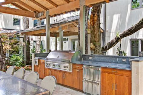 outdoor kitchen countertop designs ideas design
