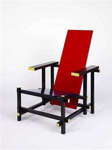 Deco Designer Of Note The Red Blue Chair Rietveld Gerrit Thomas V A Search