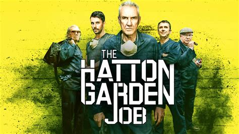 hatton garden job signature entertainment