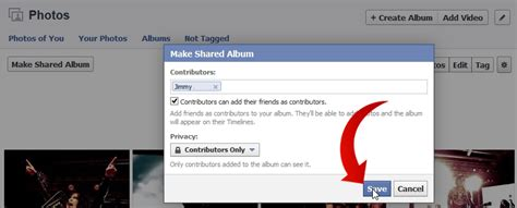 How to Create a Shared Album in Facebook: 7 Steps (with ...