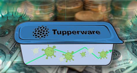 penny stock tupperware put  lid   coronavirus