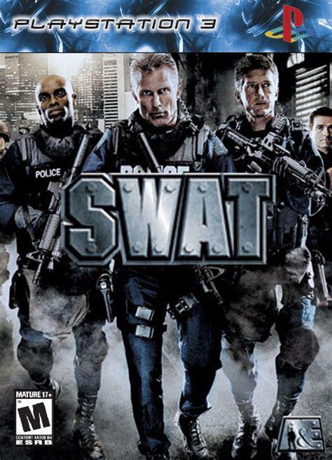 swat playstation  box art cover  acdcrocks