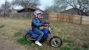 Kids Dirt Bike Yamaha Pw80