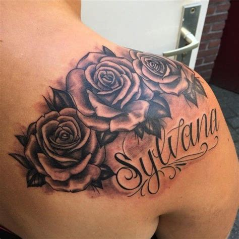 tatouages prenom  modeles populaires
