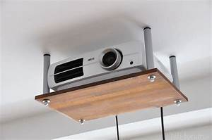 Beamer Leinwand Selber Bauen : deckenhalterung beamer deckenhalterung projektor tv hifi bildergalerie ~ Watch28wear.com Haus und Dekorationen