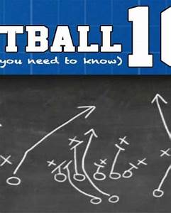 American Football Formations Explained - Howtheyplay