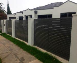 aluminium slats westaus fencing