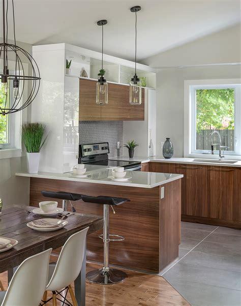 projet cuisine petit espace grandes idees armodec