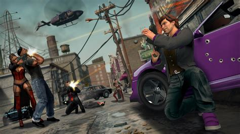 Saints Row The Third Review  Gaming Trend