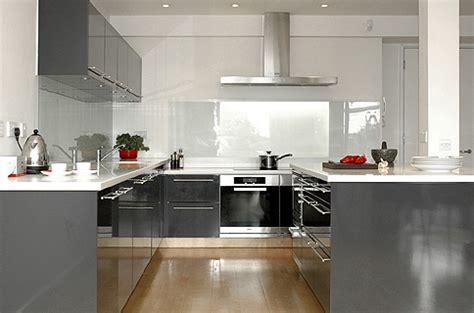 cuisine blanc gris cuisine gris blanc moderne 3 photos bruun design
