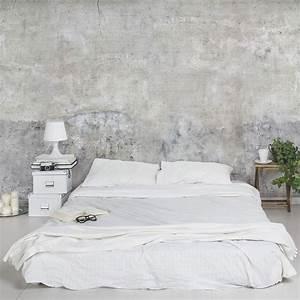 Arbeitsplatte Betonoptik Kaufen : beton tapete vliestapete shabby betonoptik tapete ~ Michelbontemps.com Haus und Dekorationen