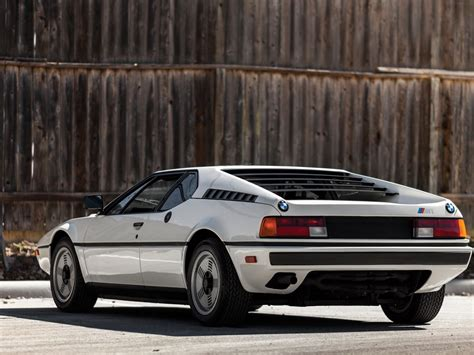 Used 1981 Bmw M1 For Sale In Fort Lauderdale