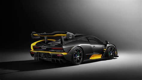 Mclaren Senna Mso Unveils Extreme Carbon Theme  Car Magazine