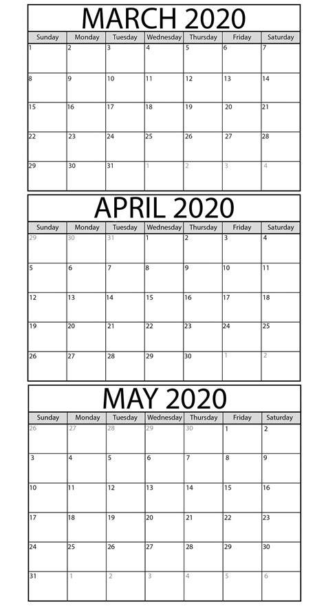 printable march    calendar templates