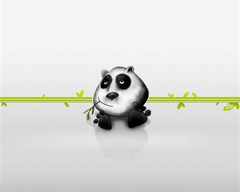 Cartoon Panda Wallpapers