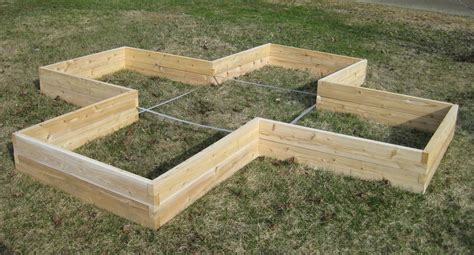 Organic Raised Garden Beds Plans raised garden beds my accessible contained raised bed