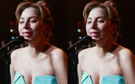 Lady Gaga Tears Up In 'i'll Never Love Again' Music Video