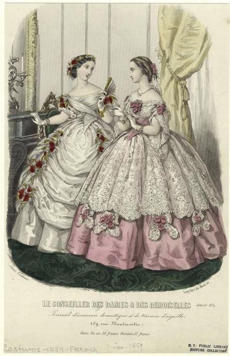 le conseiller des dames des demoiselles civil war