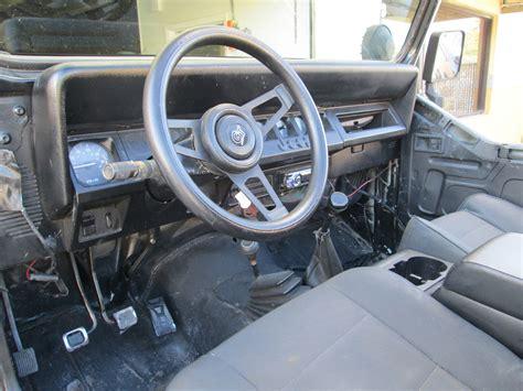 interior jeep wrangler 1990 jeep wrangler interior pictures cargurus