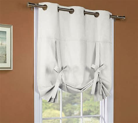 Tie Up Curtains by Weathermate Insulated Grommet Tie Up Curtain Thermal