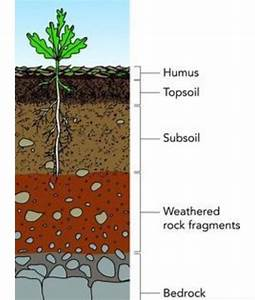 How To Make Soil Profile Diagram