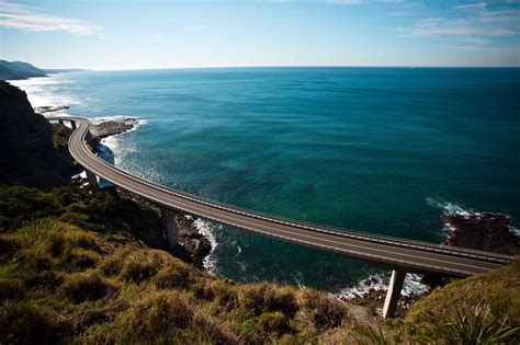 Cameron Mcfarlane Photography Sea Cliff Bridge