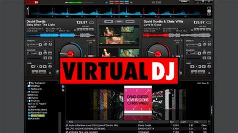 telecharger virtual dj 7 software gratuit sur 01.net
