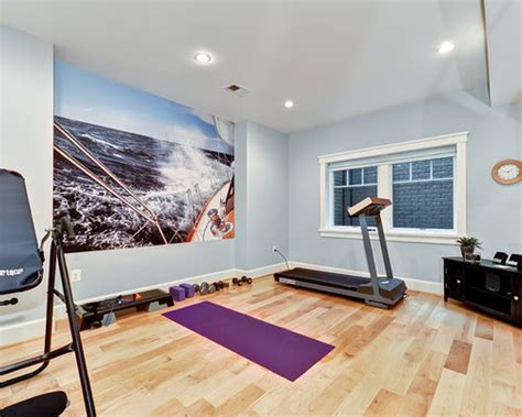 fitness studio home design ideas pictures remodel  decor
