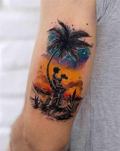 Tattoo Island Tattoos Carvalho Robson Arm Romantic