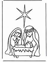 Crib Jesus Christmas Pages Clip Manger Scene Coloring Colouring Bibel Jul Nativity Funnycoloring Mary Weihnachten Ausmalbilder Advertisement sketch template