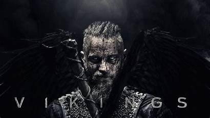 Ragnar Lothbrok Vikings Wallpapers Viking Backgrounds Wallpaperaccess
