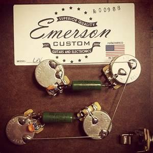 Emerson Custom Guitars And Electronics