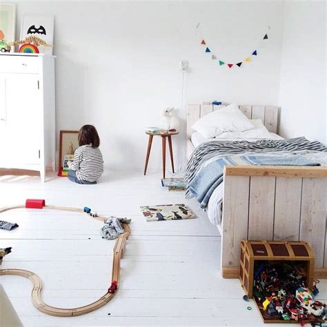 White, Simple, Beautiful Kid's Rooms  Petit & Small