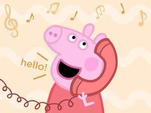 Peppa's Hello Song, Nick Jr. Original Video