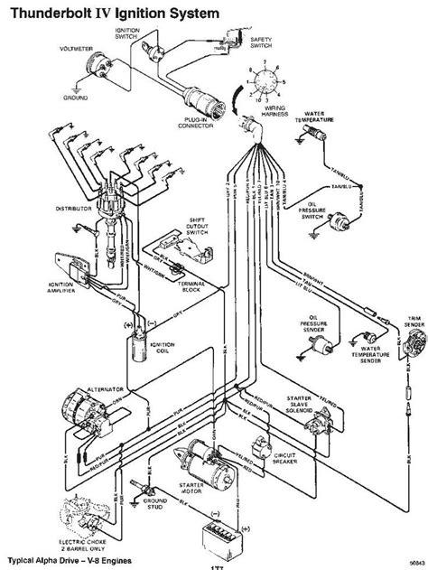 Mercruiser Starter Wiring Diagram Diagrams
