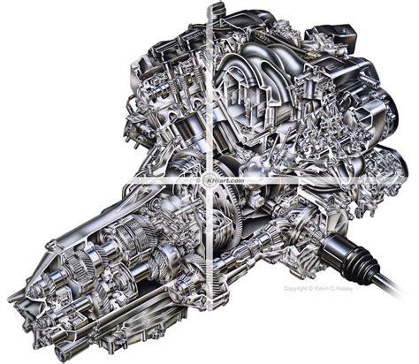 2000 Acura Rl Engine Diagram by Acura Rl Engine Cutaway