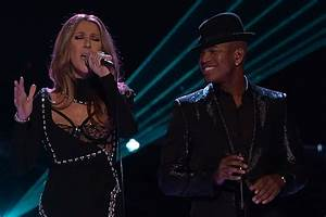 Ne-Yo Performs 'Incredible' With Celine Dion on 'The Voice'