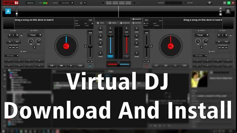 Choose from hundreds of stations of free radio with unlimited skips. How To Free Download & Install Virtual DJ 8 On Window   - Madan verma - YouTube