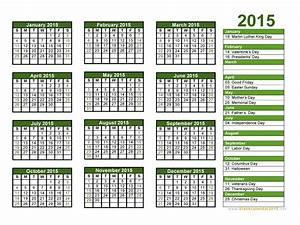 print 2015 calendar free 2017 printable calendar With free downloadable 2015 calendar template