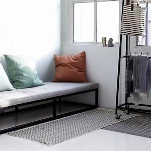 Teppich House Doctor : house doctor teppich rhombus blau grau online kaufen emil paula ~ Frokenaadalensverden.com Haus und Dekorationen