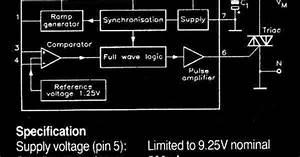 Schematic Volt  Temperature Controller Wiring Diagram