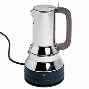 Alessi Wasserkocher Elektrisch : alessi espressokocher sapper elektrisch exquisit24 ~ Markanthonyermac.com Haus und Dekorationen