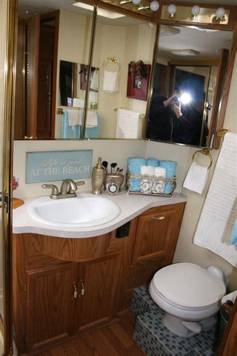rv remodel  bathroom basic components parts