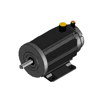 Electric Motor And Generator by Electric Motor Generator Open Source Ecology