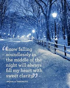 40 Best Winter Quotes to Help You See the Beauty of Every ...