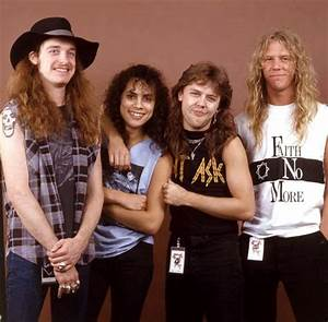 1986: Portrait | Metallica: Three Decades of Metal Mayhem ...